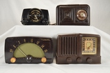 RCA, Motorola, Automatic, & Crosley Radios