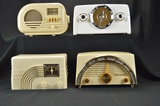 Belmont, CBS-Colombia, N Electric, Crosley Radios