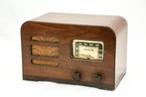 Motorola Wood Radio Model 49BT1