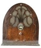 Philco Model 20 Cathedral Radio