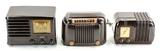 Vendix, Emerson, & Arvin Radios