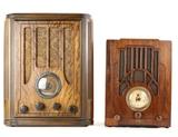 Lot of 2 Radios