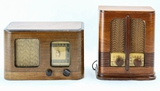 Lot of 2 General Electric Radios