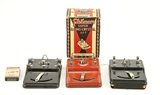 3 Philmore Crystal Radio Sets