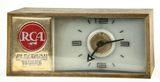RCA Electron Tubes Advertising Light Up Clock