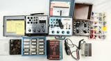B&K Model, Tube Tester, & Misc. Radio Items
