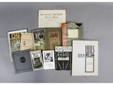 Various Radio Books, Magazines And Pamphlets