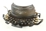 Early Franklin Typewriter #7