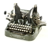 Oliver #9 Typewriter