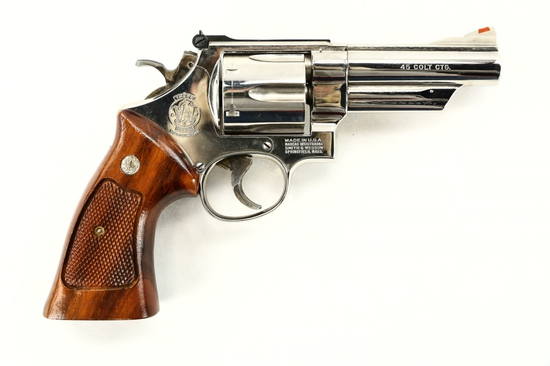 Smith & Wesson Model 25-5 45 Colt Caliber
