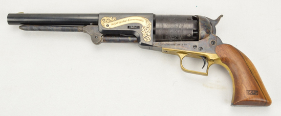 Colt Walker 2nd Gen Black Powder Series Comm 1847