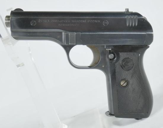 CZ Model 27 Pistol
