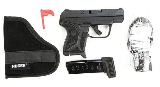 Ruger LCP II 380 Caliber