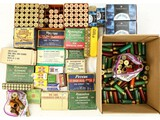 Box of Misc Collectors Grade Ammo