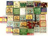Mixed Lot Remington 16 & 20 Gauge Shotgun Shells