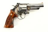 Smith & Wesson Model 25-5 45 Colt Caliber