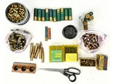 Misc Box of .22, 45 ACP, and More