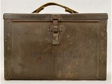 WWII 50 Cal Empty Ammo Can