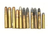 Lot of Collectible Big Bore Cartridges