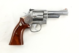 Smith & Wesson 66-1 Chicago Police 357 Magnum