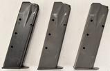 Lot of 3 Sig P220 Series Magazines