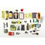 Box Lot of Black Powder Shooting Supplies