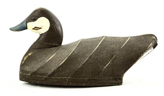 Ruddy Duck Decoy