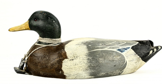 Mallard Drake Duck Decoy
