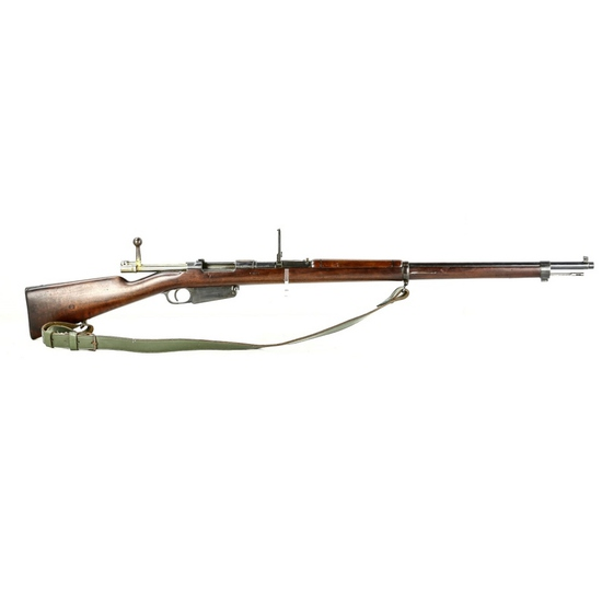 Argentine M1891 Mauser 7.65x53