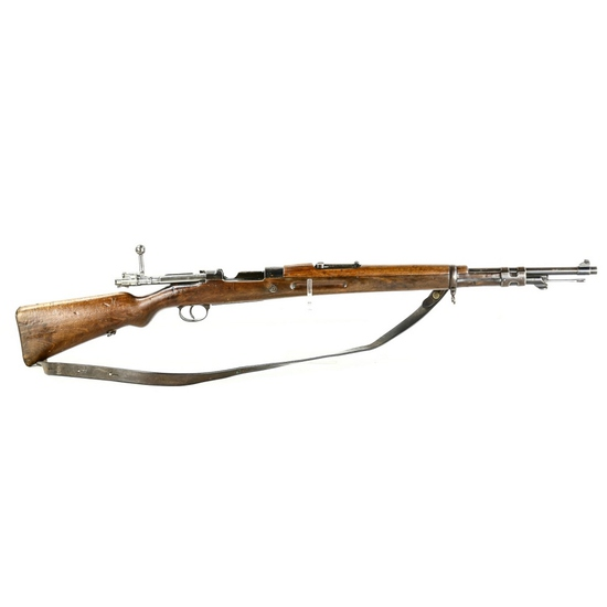 Spain Model 1943 Rifle 7.92x57mm