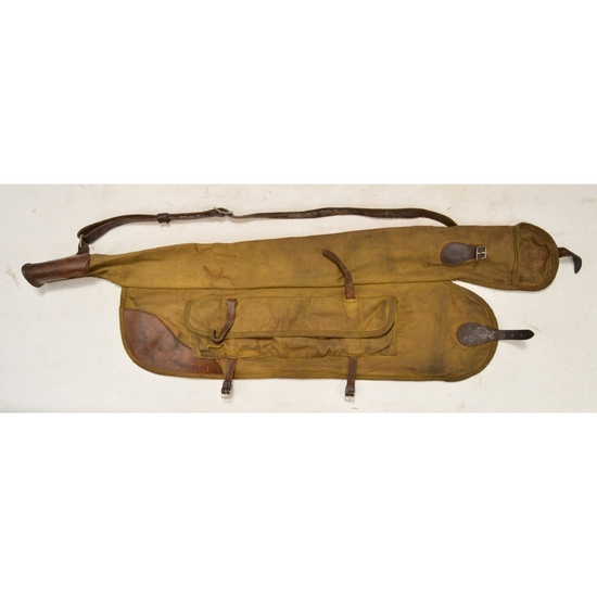 WWII German Drilling Case
