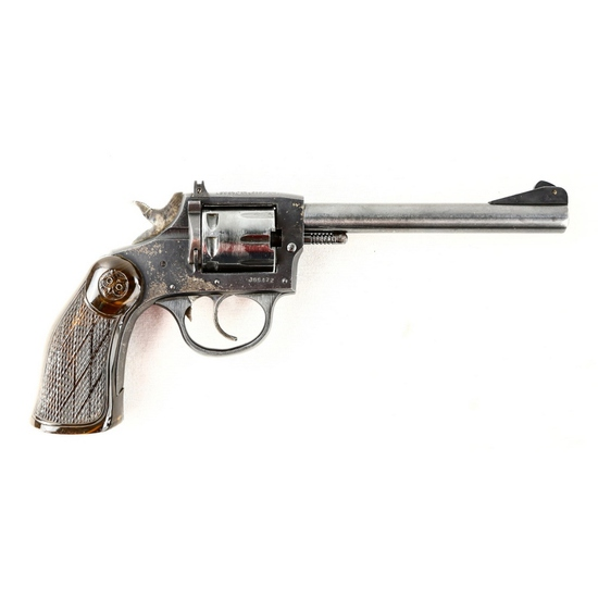 Iver Johnson Model 57A .22Cal