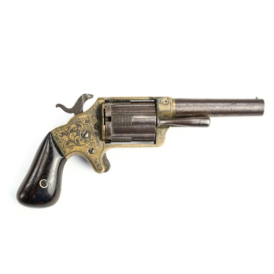 Brooklyn Firearms (Slocum) Pin Fire Revolver