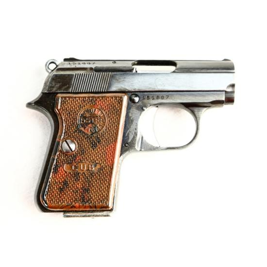 Astra Cub Pistol .22 Short