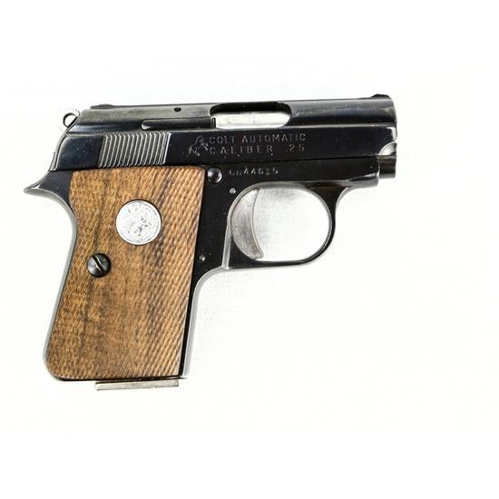 Colt Automatic Pistol .25 Cal