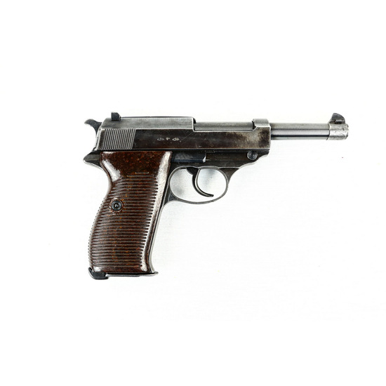 WWII German Walther P38 9x19mm