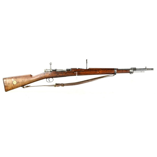 Swedish M96/38 Mauser 6.5x55