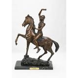 Bronze 'Scalp' Sculpture