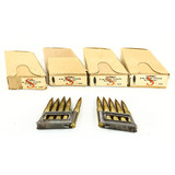 50 Rounds of German Marked 8x56R Ammo