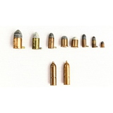 Lot of Collectible Pin & Teat Fire Ammo
