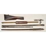 M1871 Mauser Barreled Action & Rifle Barrels
