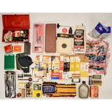 Lot of Misc. Gun Accessories & Cleaning Supplies