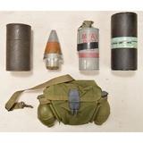 US Grenade Lot