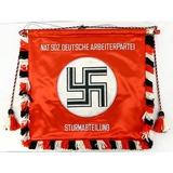 Reproduction WWII German SA Banner