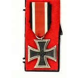 WWII German Iron Cross 2nd Class Medal