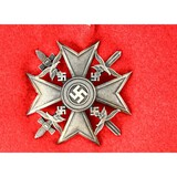 SCW German Spanish Cross