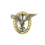 WWII German Pilot Observer Badge