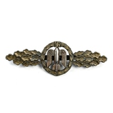 WWII German Luftwaffe Bronze Bomber Clasp