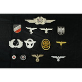WWII German Hat Insignia