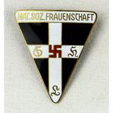 WWII German Frauenschaft Pin